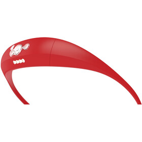 Knog Bandicoot Faretto Frontale, red